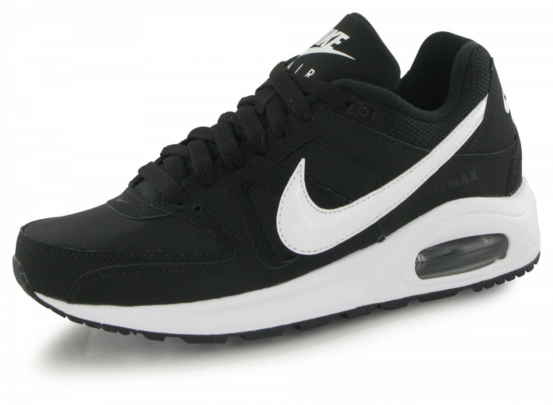 info for 49e53 d9874 Nike Air Max Command Flex Junior Noir Blanc