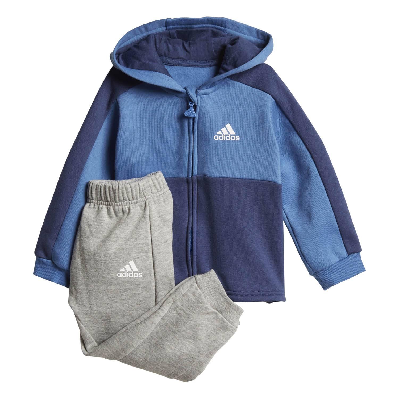 Survêtement Bb Gris Jogger Linear Bleu Adidas BdoCxe