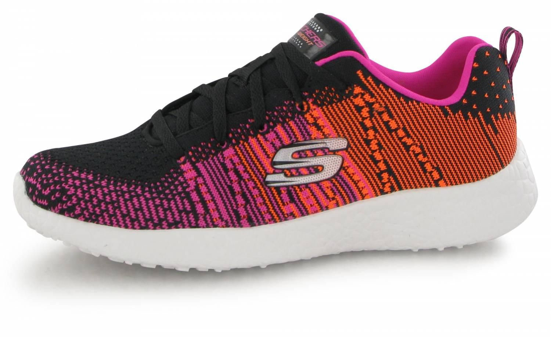 Skechers Burst Ellipse W noir, chaussures de training