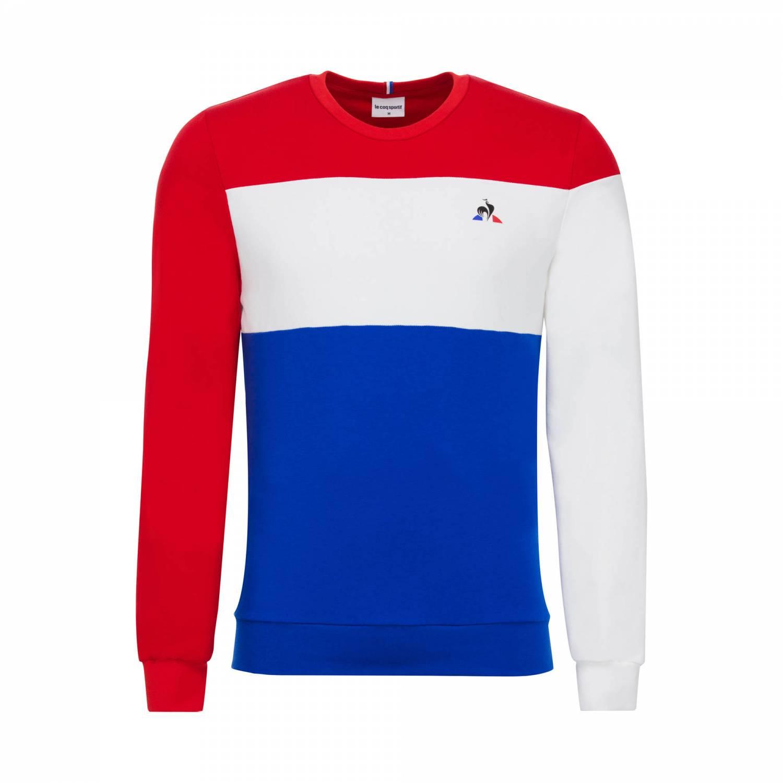 Tricolore Sportif Blanc Rouge Bleu Le Coq Sweat kX8P0wNnO