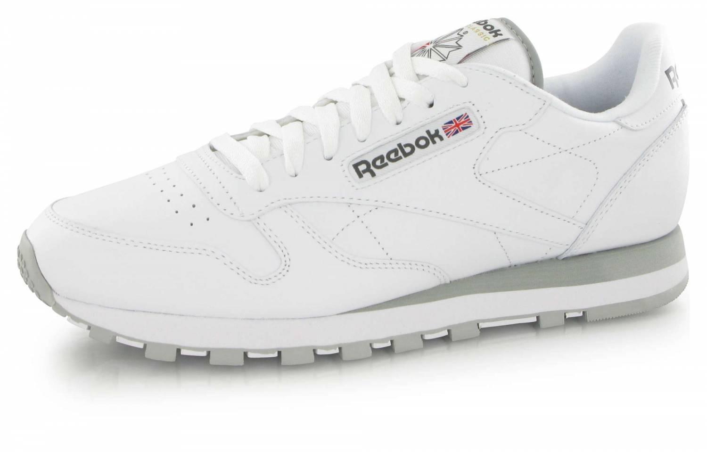 Reebok Classic Leather Blanc