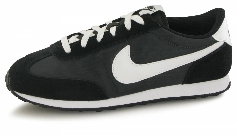 best authentic ee99d 0756a Nike Mach Runner Noir  Gris  Blanc