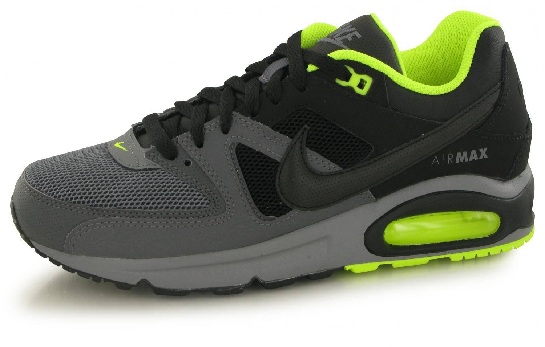 en soldes b88b5 530dc Nike Air Max Command Gris / Noir