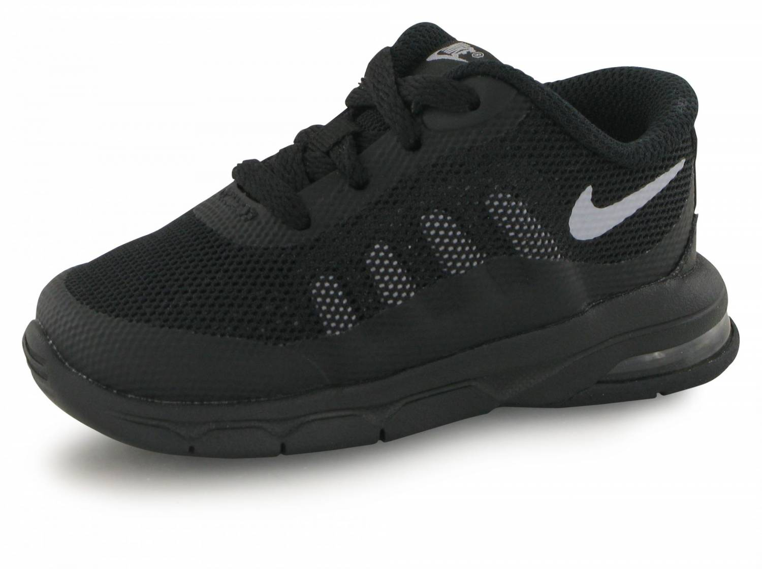 design de qualité 081d8 fb376 Nike Air Max Invigor Bebe Noir / Gris