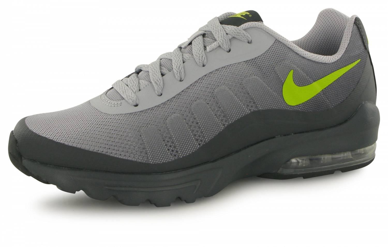 Acheter Homme Nike Air Max Invigor Print OG Gris Noir Noir