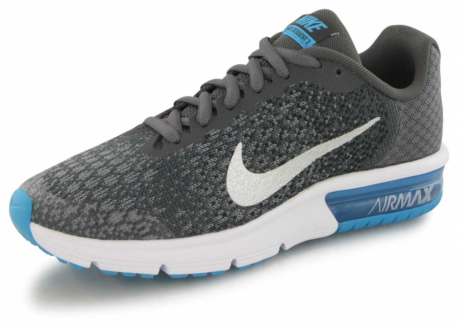 NIKE Air Max Sequent 2 Jr Gris | Nouvelle chaussure nike