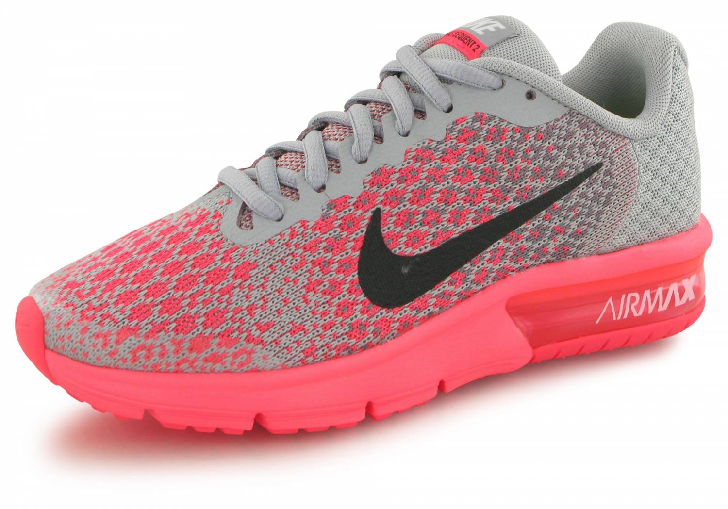 Max Nike Rose 2 Air Gris Sequent Junior qg5wRag