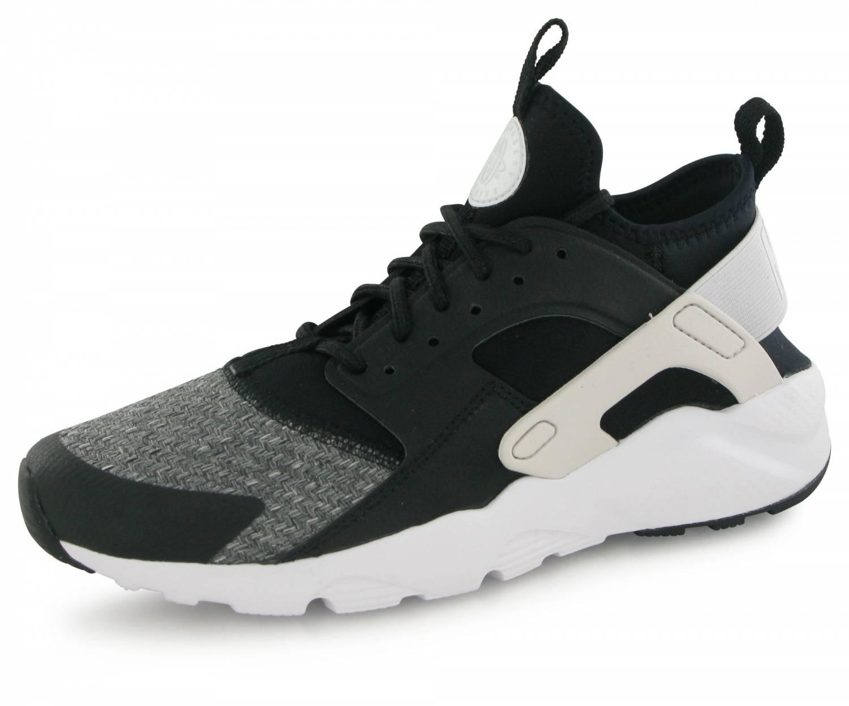 huge discount e1e54 035fd ... sale nike air huarache run ultra se junior noir gris blanc d979c 13057