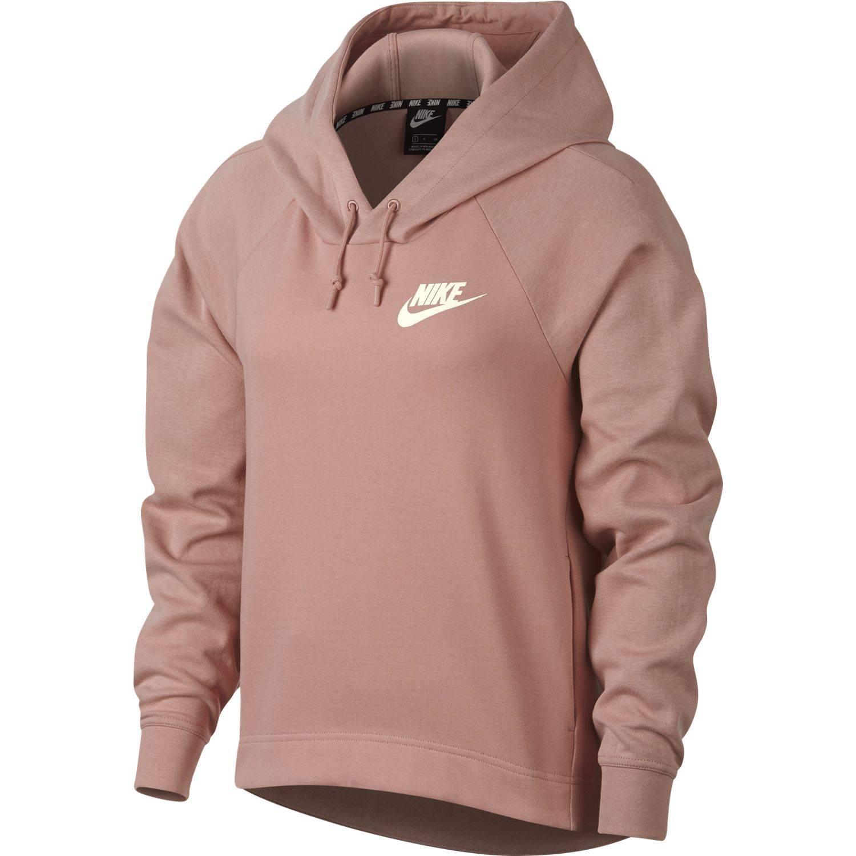 Sweat Nike Nsw Av15 Hoodie Rose e766e94204d8