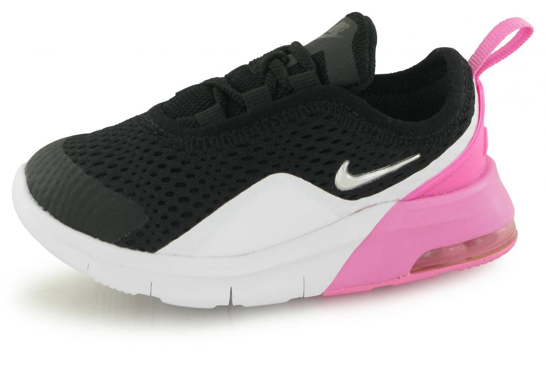 promo code e8a17 d789f Nike Air Max Motion 2 Noir   Blanc   Rose Bebe