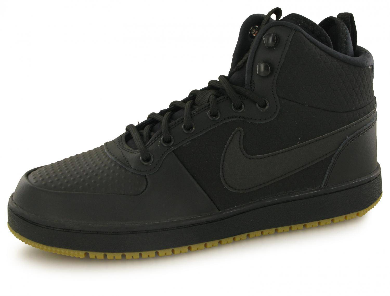 pretty nice 98a69 d8eb5 Nike Ebernon Mid Winter Noir