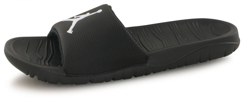 ccb196df34147 Claquettes Nike Jordan Break Slide Noir / Blanc
