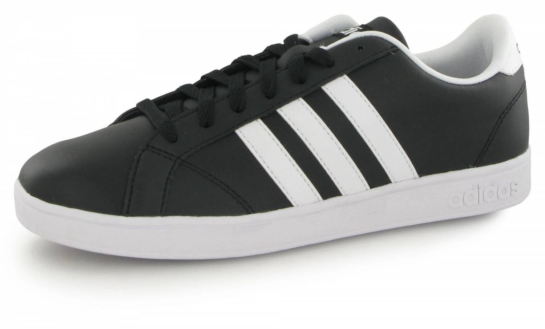 Adidas Neo Blanc Et Baseline Noir 34Scq5RjAL