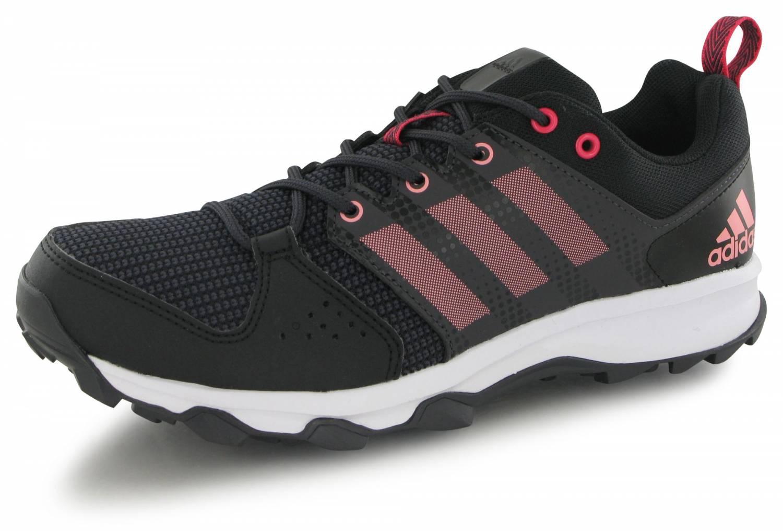 35521922035c3 Adidas Galaxy Trail Noir / Rose