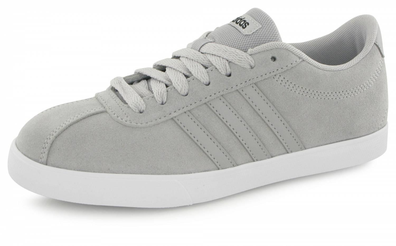 adidas neo courtset gris