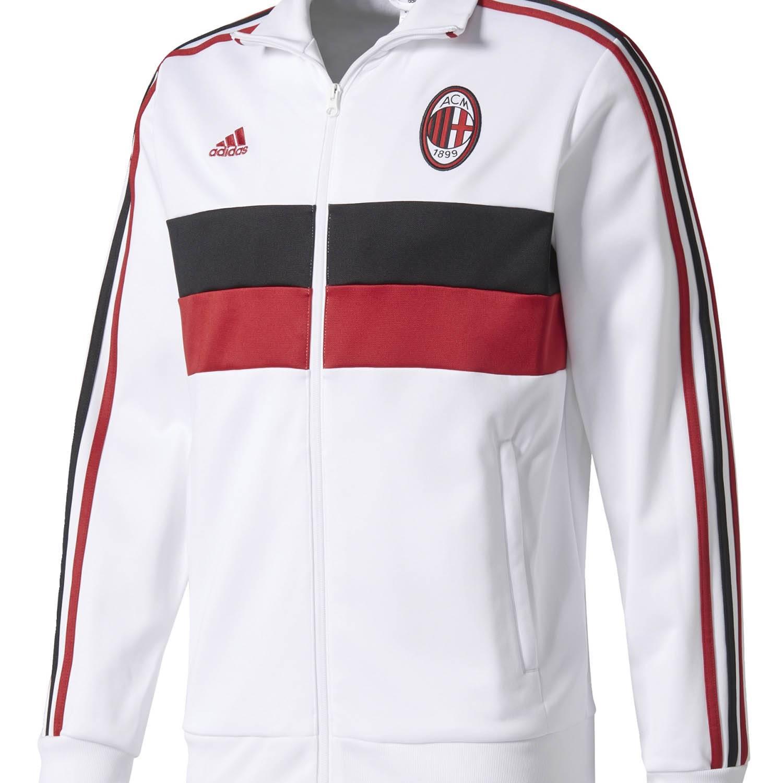 Veste Adidas Milan Ac 3s 2017 18 Blanc