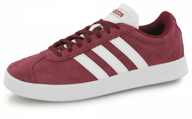 Adidas Neo Vl Court 2.0 Bordeaux
