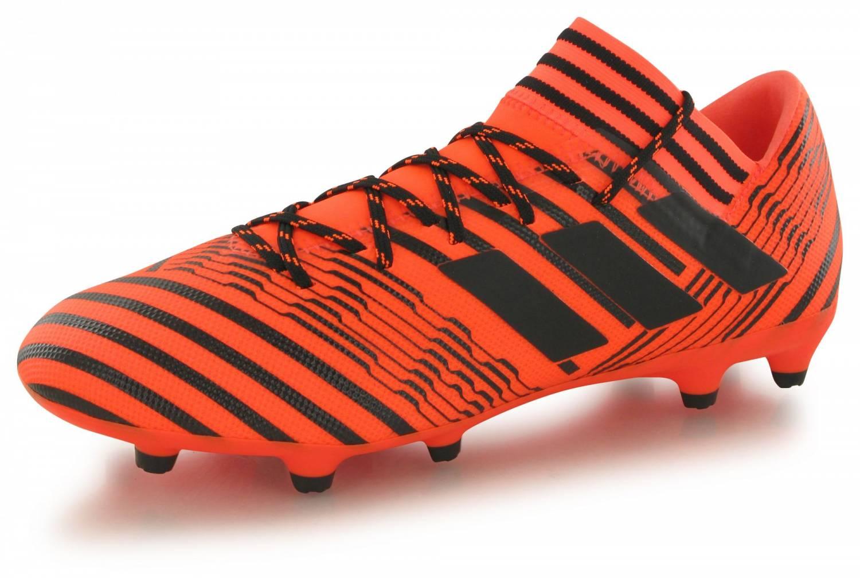 3 Adidas 17 Fg Nemeziz Noir Orange KFT1clJ