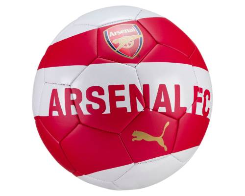 Ballon Puma Arsenal Fan Blanc / Rouge