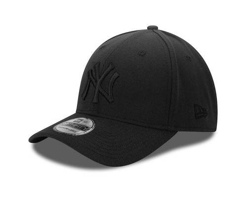 Casquette New Era New York Yankees 39thirty Black
