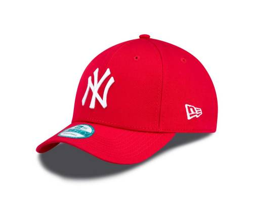 Casquette New Era 940 Mlb Ny Yankees Rouge