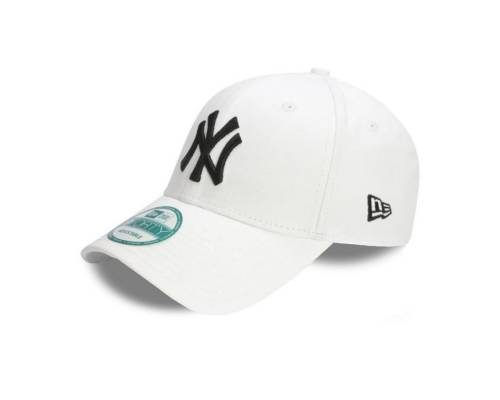 Casquette New Era 9forty New York White
