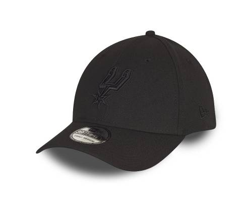 Casquette New Era Nba San Antonio Spurs 39thirty Black
