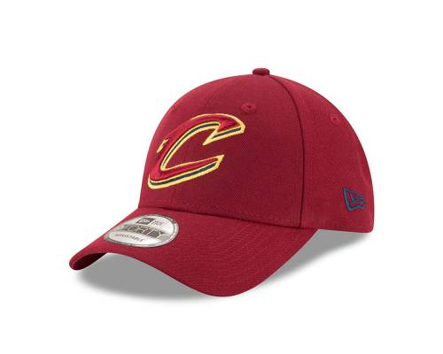 Casquette New Era Cleveland Cavs 9forty Rouge