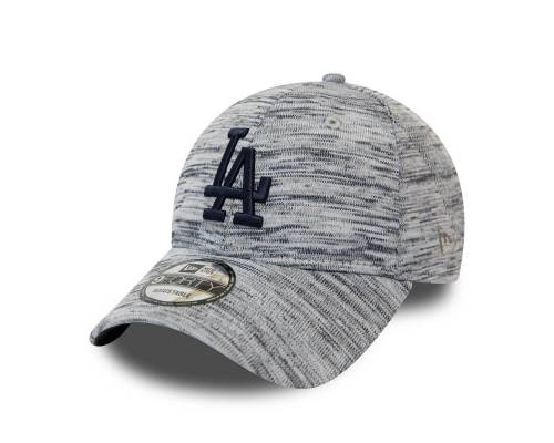 Casquette New Era 9forty Engineered Los Angeles Gris