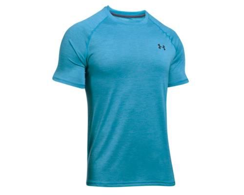T-shirt Under Armour Tech Bleu
