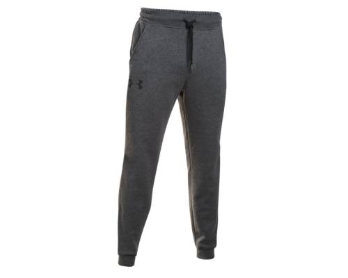 Pantalon Under Armour Rival Cotton Gris