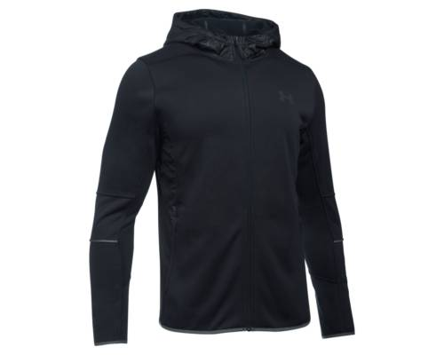 Veste Under Armour Swacket Hoddie Black