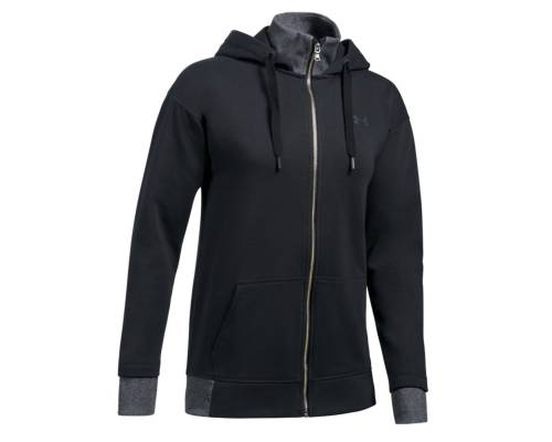 Veste Under Armour Threadborne Noir