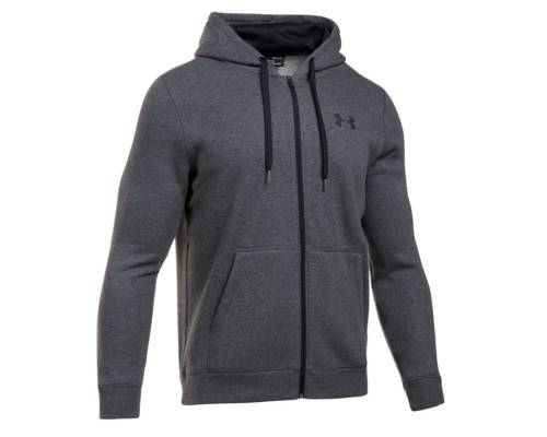 Veste Under Armour Rival Fitted Gris