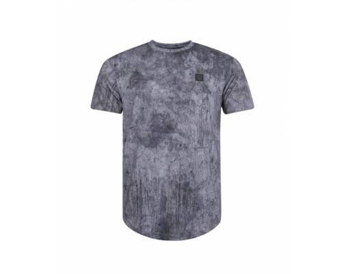 T-shirt Unkut Coal Gris