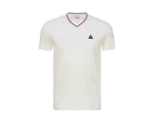 T-shirt Le Coq Sportif Lcs Tech Marshmallo