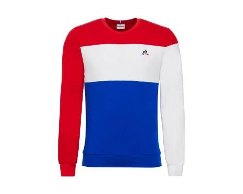 Sweat Le Coq Sportif Tricolore Bleu / Blanc / Rouge