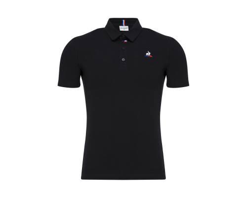 Polo Le Coq Sportif Lcs Tech Noir