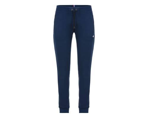 Pantalon Le Coq Sportif Tech Slim Bleu
