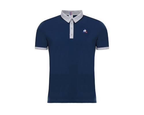 Polo Le Coq Sportif Essential N1 Bleu