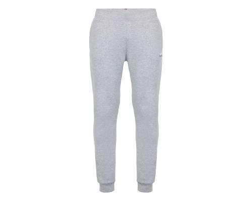 Pantalon Le Coq Sportif Essentiels Tapered Gris