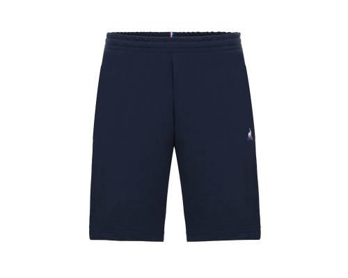 Short Le Coq Sportif Essentiels Bleu
