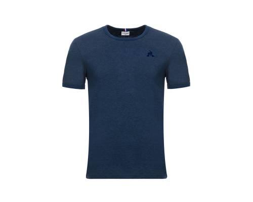 T-shirt Le Coq Sportif Essentiels Bleu