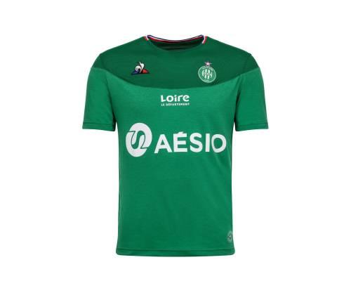Maillot Le Coq Sportif Saint Etienne Domicile 2019-20 Vert