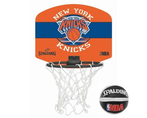Mini-panier Spalding Nba New York Knicks