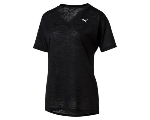 T-shirt Puma At Boyfriend Noir