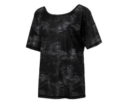 T-shirt Puma At Dancer Noir