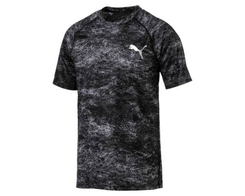T-shirt Puma Active Training Tech Graphic Noir