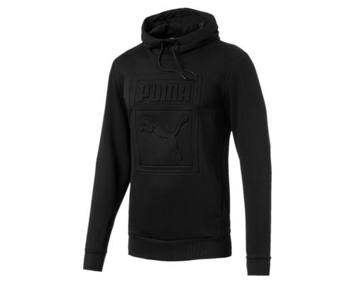 Sweat Puma Sc Archive Hoody Noir