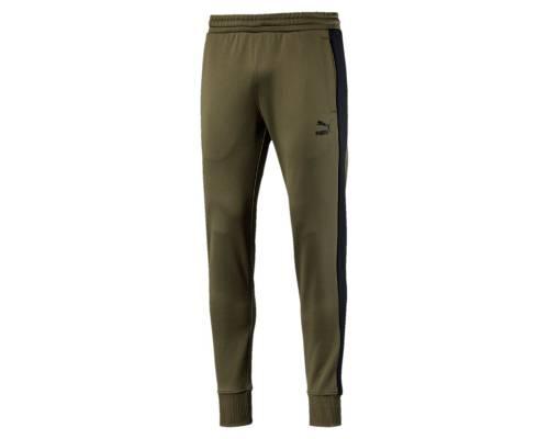 Pantalon Puma Sc Archive T7 Olive